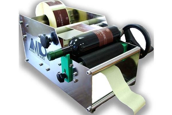 Kézi címkefelrakó gép